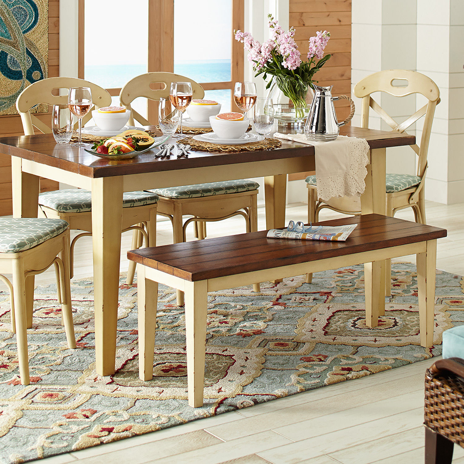 Kitchen Chairs Only: From Pier 1. This Is What I Want To Refinish My Kitchen