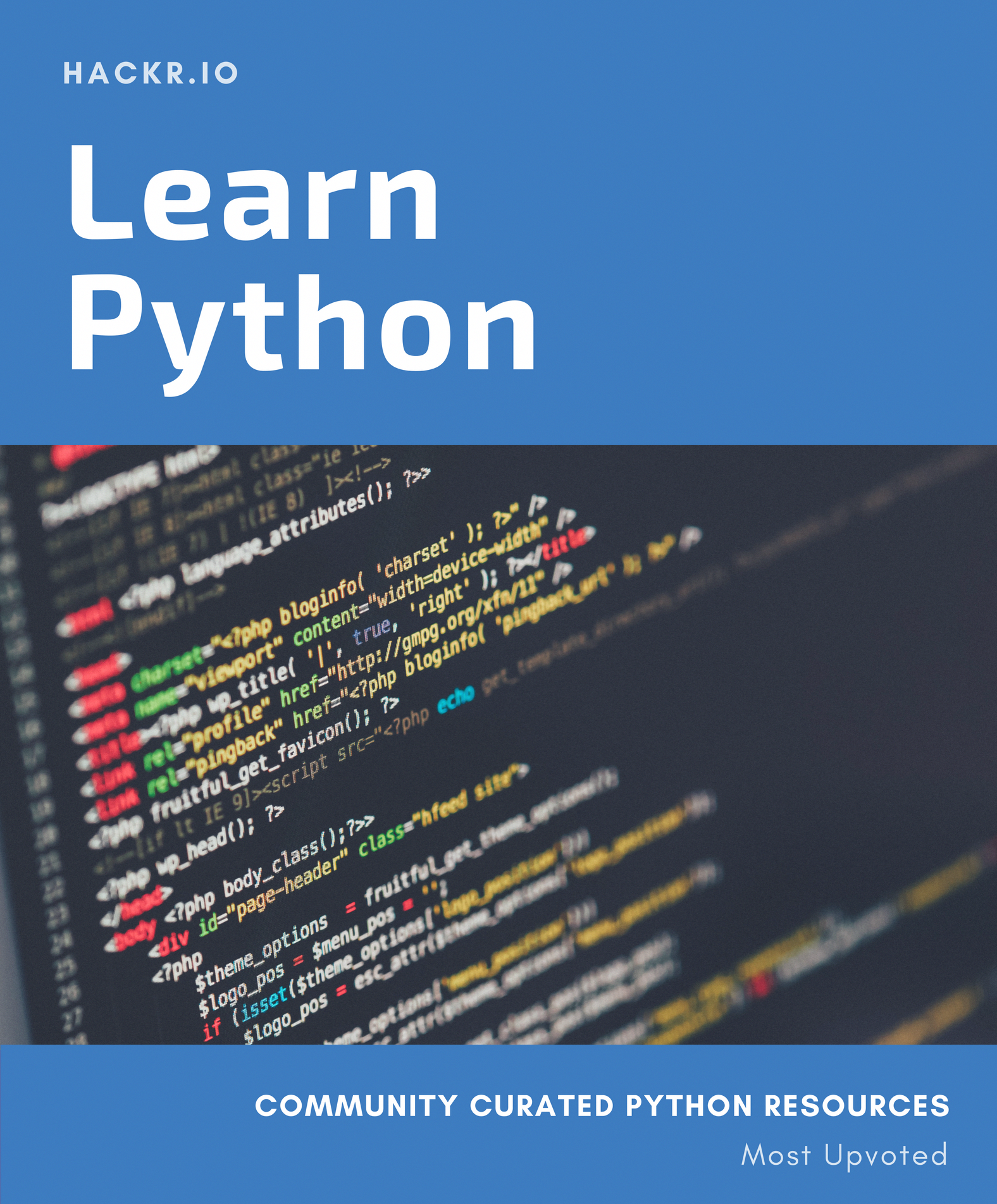 learn python online from the best python tutorials submitted & voted