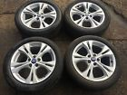 Genuine Ford Mondeo 17 Alloy Wheels Goodyear Tyres Focus Connect Van Bs7j Ea
