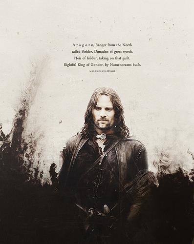 Aragorn Fan Art In 2019 Lord Of The Rings Aragorn Lotr
