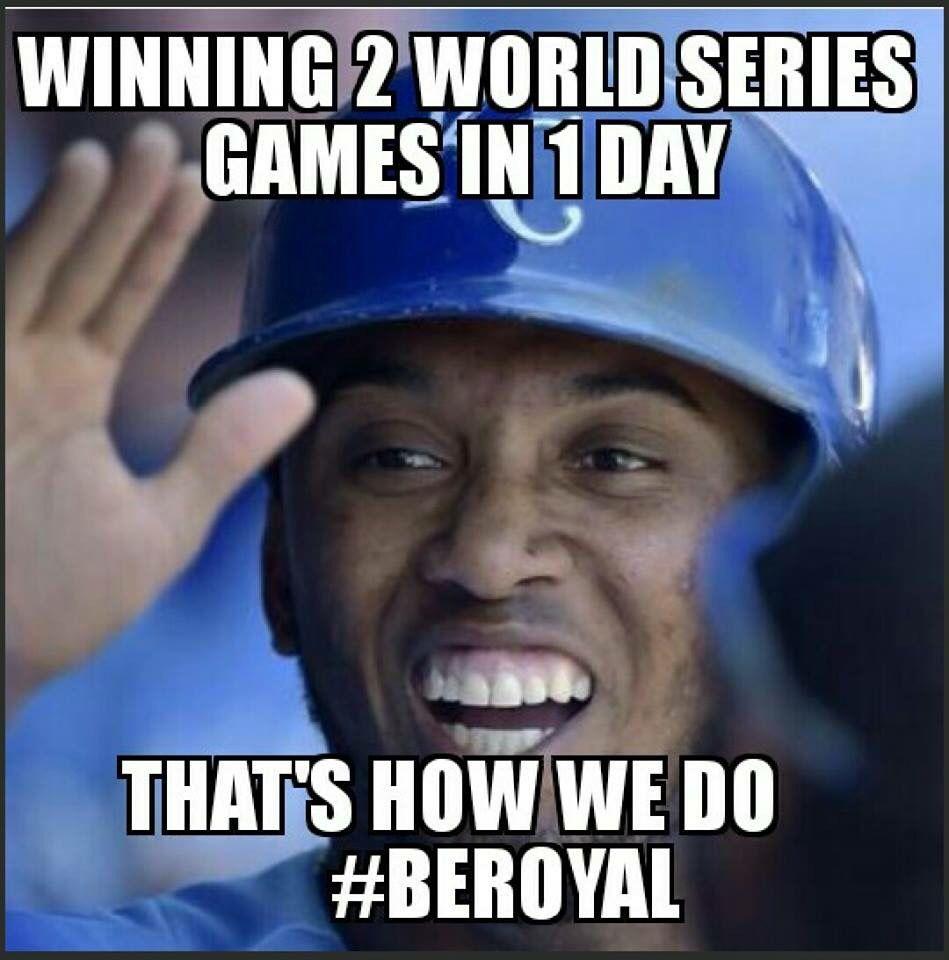 2015 Royals vs Mets World Series