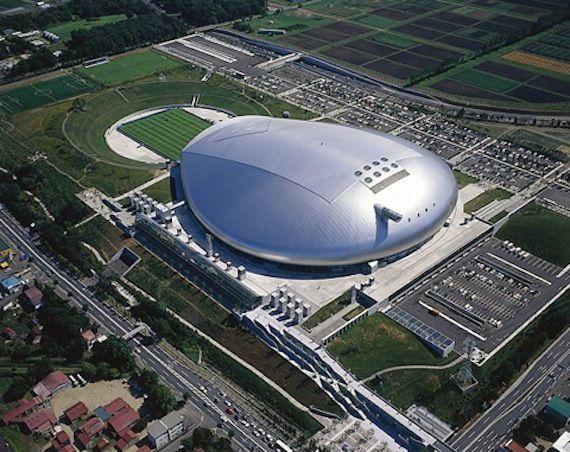 Sapporo Dome Sapporo Japan My Architectural Space