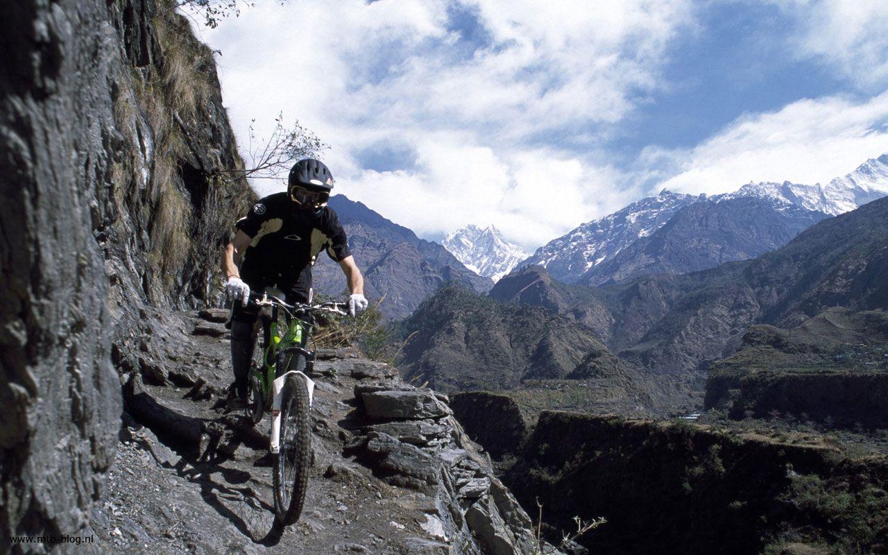 Mountain Bike Action Wallpaper Picture 186 3651 Wallpaper Bike Wallpaper Imagenes