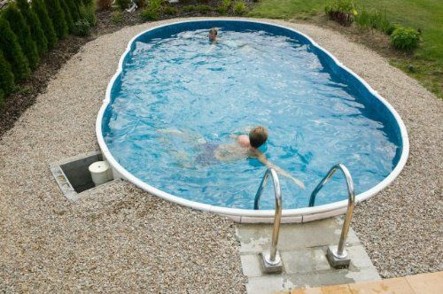 Swimming Pool Kit 24x12ft oval Pools and Spas Pinterest Pool