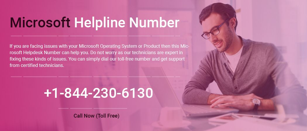 microsoft office toll free number