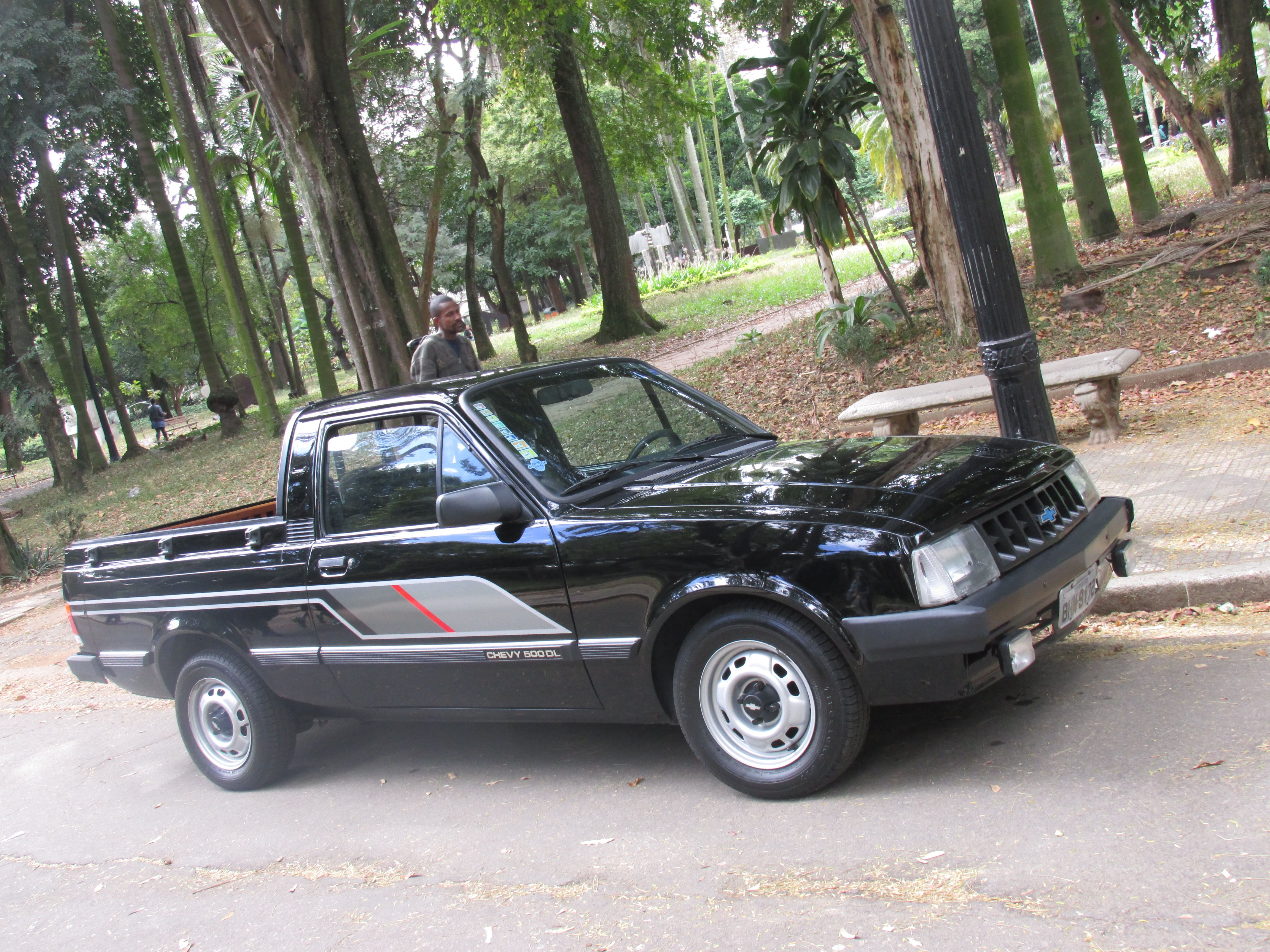 Chevrolet Chevy 500 Chevette Carros Camionete