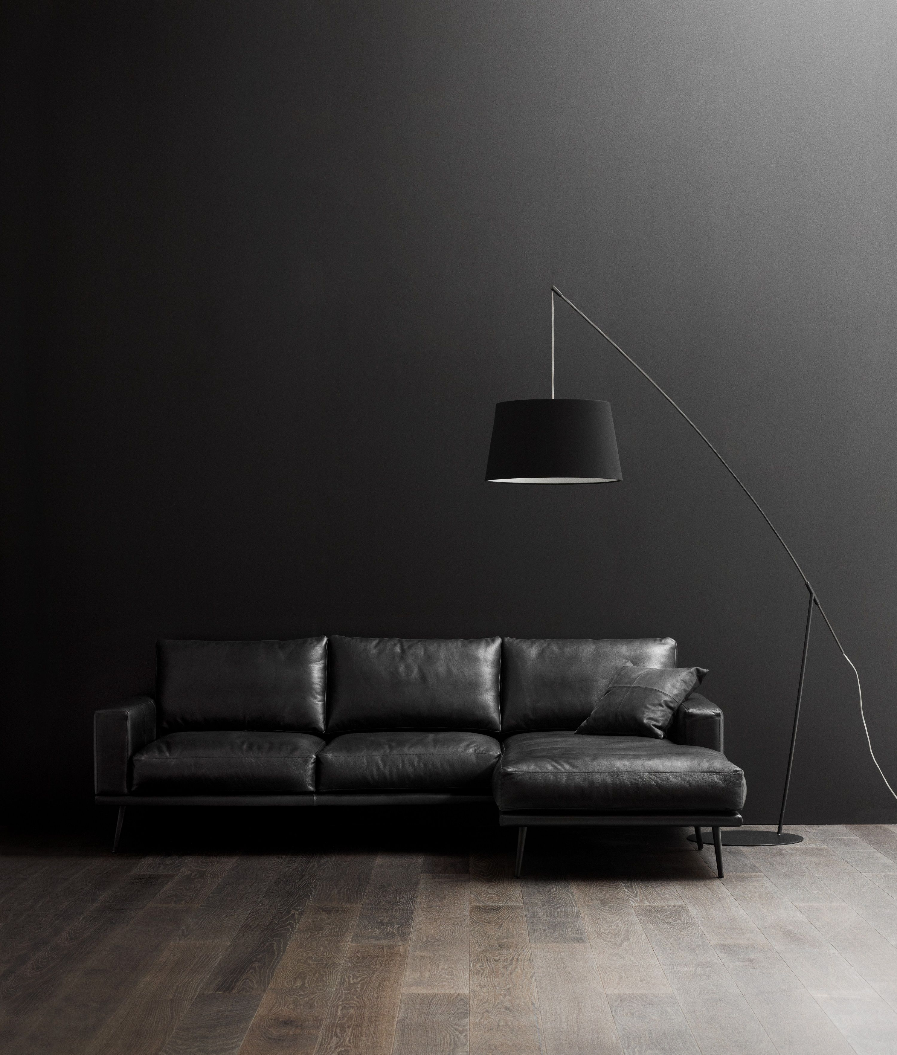 Carlton Sofa With Resting Unit Boconcept Boconcept 2016  # Bo Concept Meuble Tv