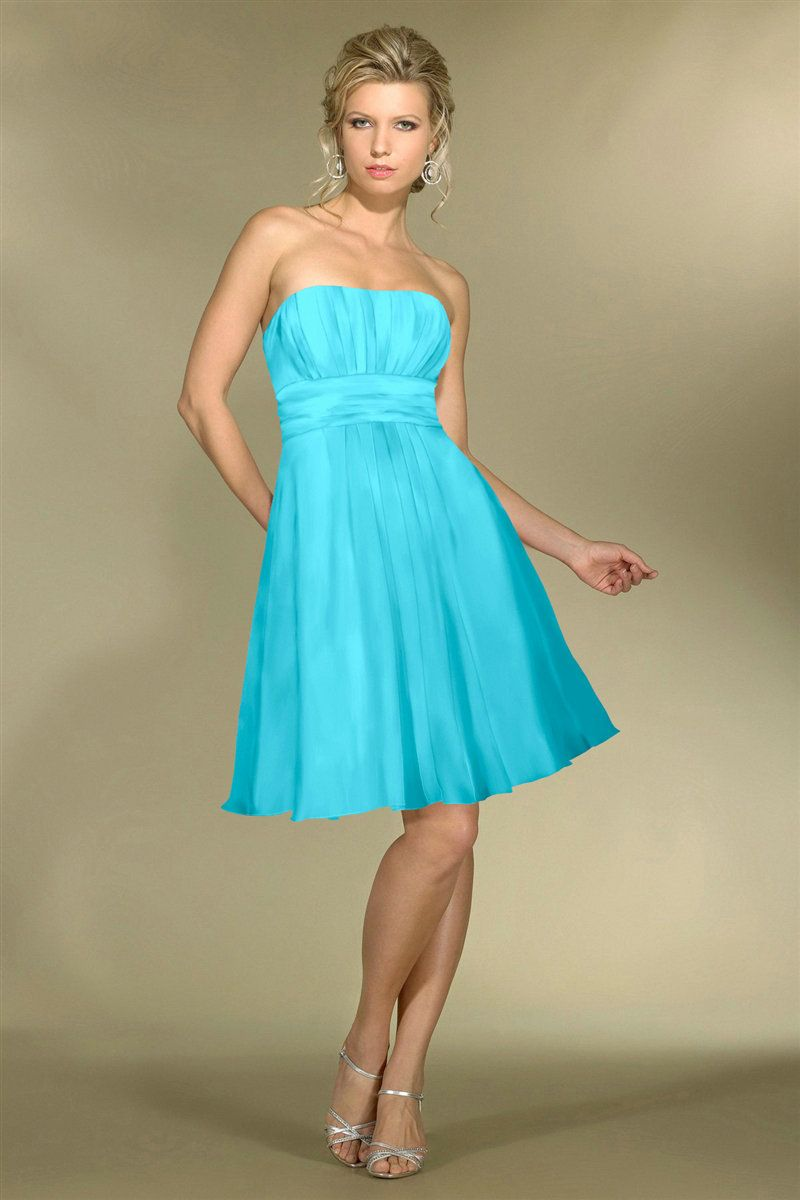 1000  images about Bridesmaid Dress on Pinterest  Light blue ...