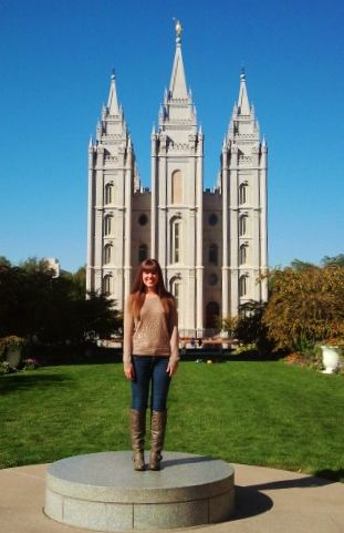 The Geek in The Pink: General Conference Weekend