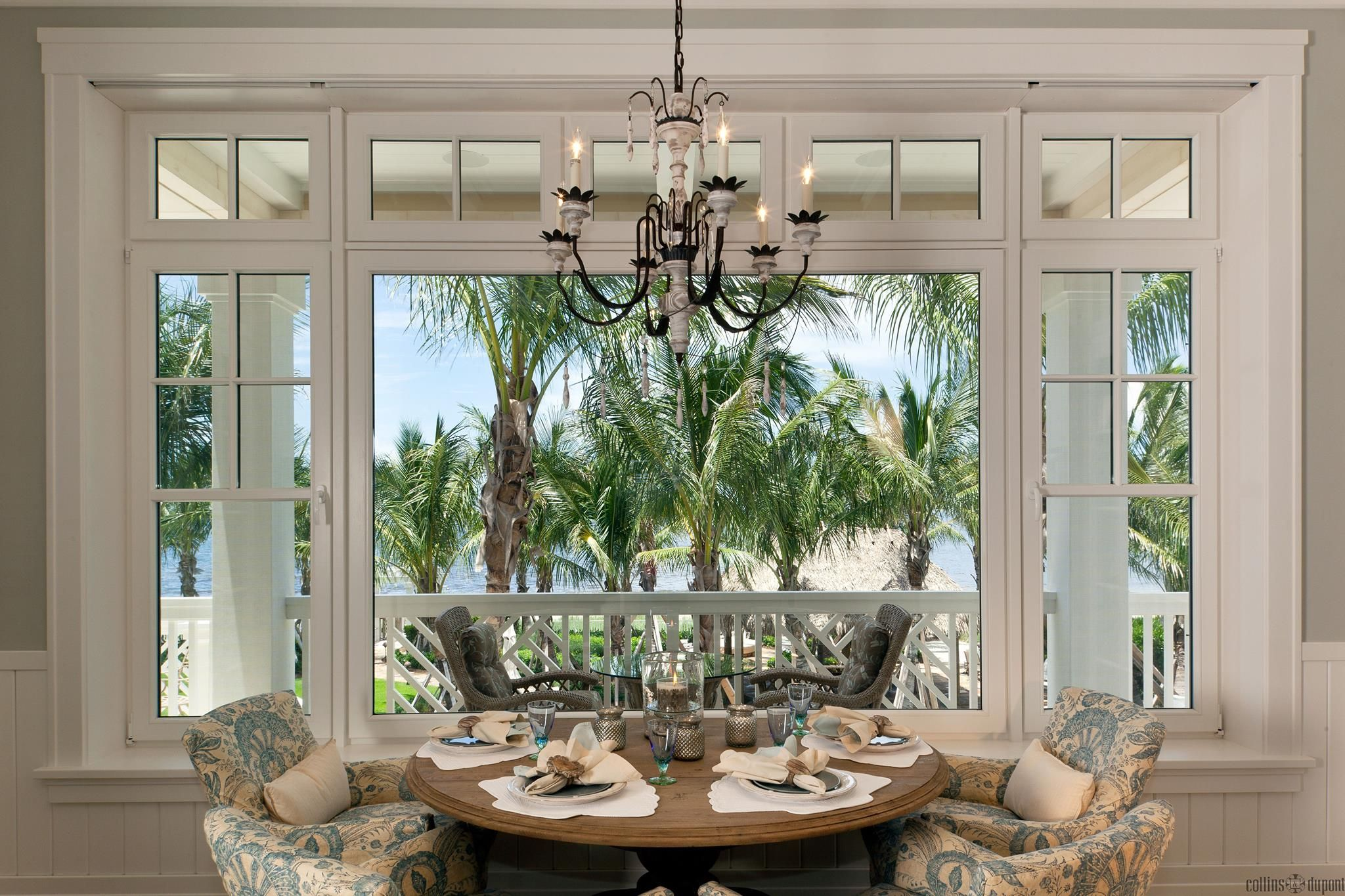Collins & Dupont Design Group beachfront home design by: collins & dupont design group