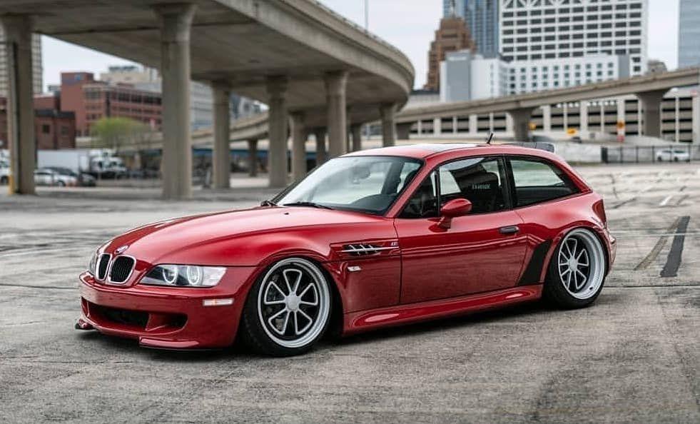 Bmw Z3 M Coupe Red Bmw Z3 Bmw