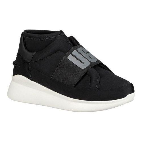 1e4993c1c7b Women's UGG Neutra Sneaker - Black Neoprene Sneakers in 2019 ...