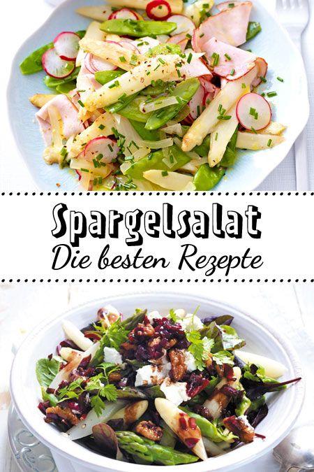 Spargelsalat - die besten Rezepte | LECKER