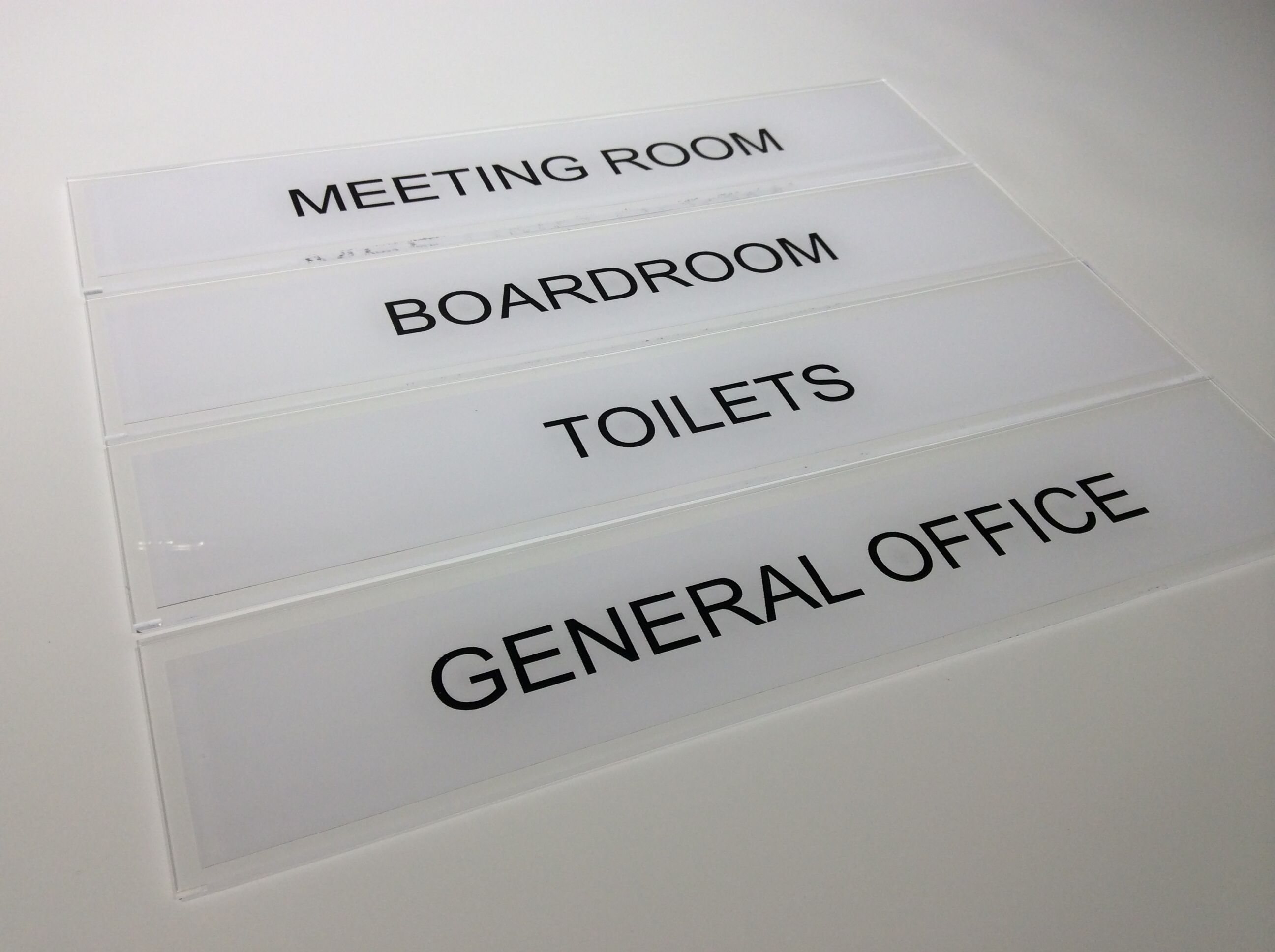 office door signs made to any shape any size any colour httpwww