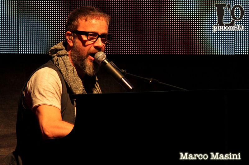 Marco Masini chiude il suo tour estivo a Lettomanoppello #marcomasini