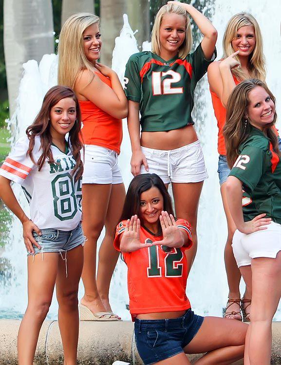 Hottest girls college cheerleader — 6