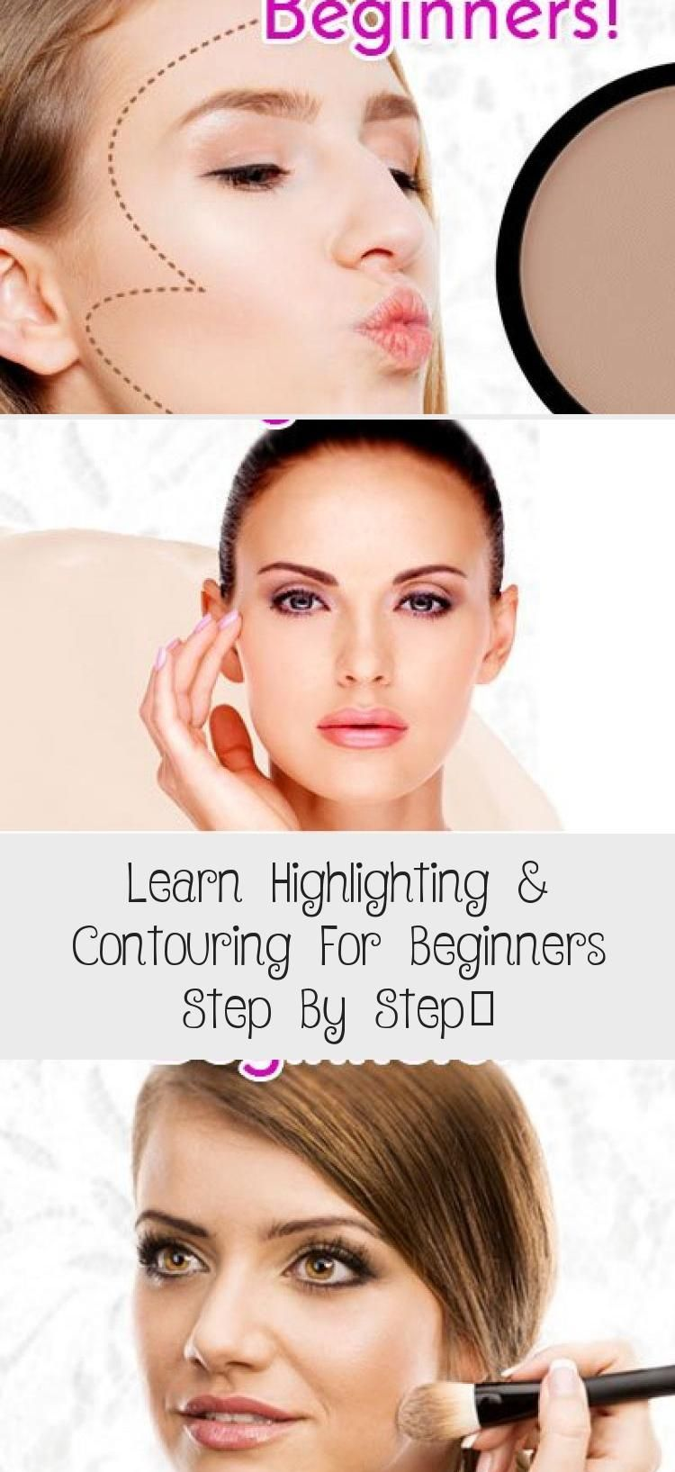 Photo of Learn Highlighting & Contouring For Beginners Step By Step… – Makeup Beauty