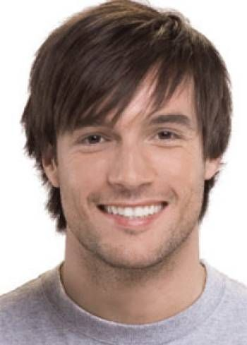 Long Mens Hairstyles Picture Number 4 Mens Hair Pinterest