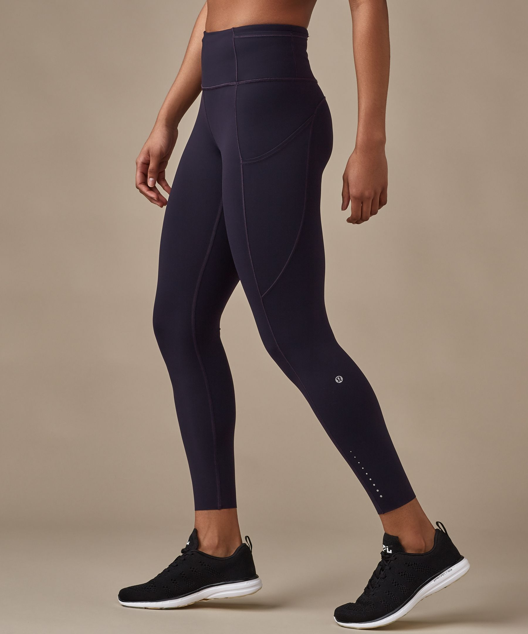 aa175c53b2250 Feel fast and free in these barely there, sweat-wicking run tights. An  interior waist drawcord ensures the perfect fit, while reflective details  keep you ...