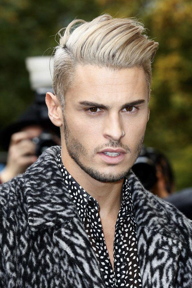 Photos Baptiste Giabiconi Comme Justin Bieber Il Passe Au Blond