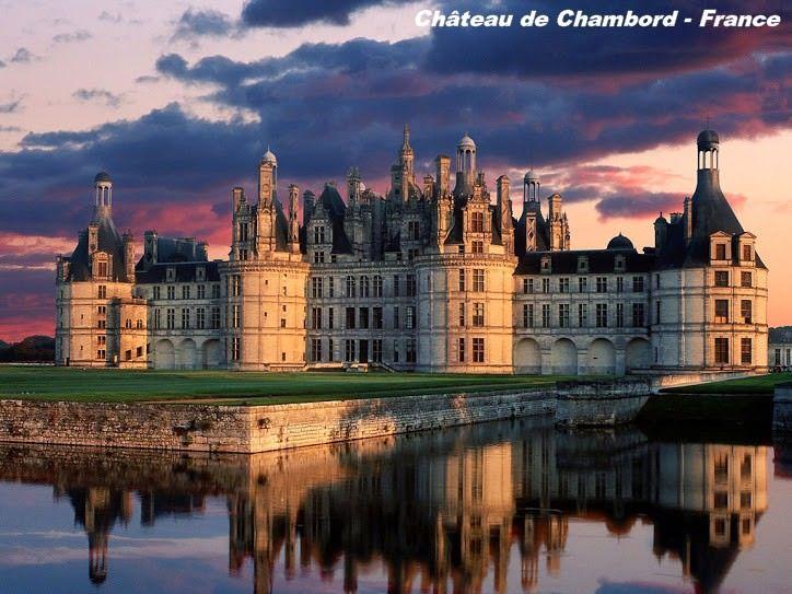 Château de Chambord - France