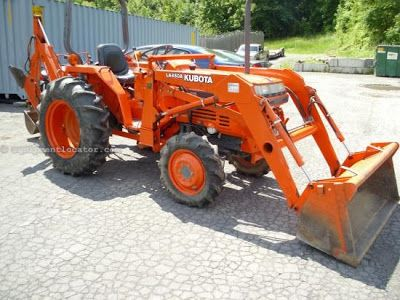 kubota service manual kubota tractor l2650 l2950 l3450 l3650 rh pinterest com Kubota 3450 Tractor Kubota L3450DT Specs