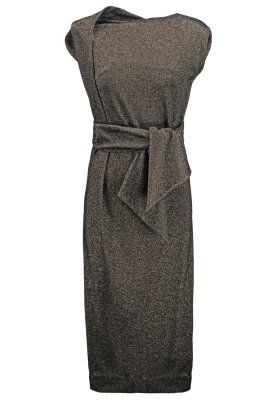 RIXON - Etuikleid - gold   Etuikleid, Kleidung, Kleider