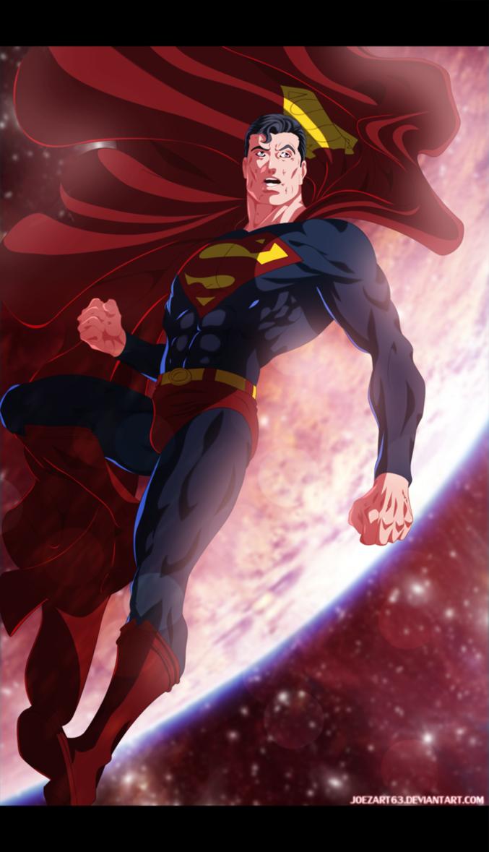 #Superman #Fan #Art. (The Kryptonian Survivor - Superman!) By: JoeZart63. (THE * 5 * STÅR * ÅWARD * OF: * AW YEAH, IT'S MAJOR ÅWESOMENESS!!!™)[THANK U 4 PINNING!!!<·><]<©>ÅÅÅ+(OB4E)