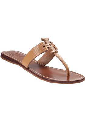 24a1b0d1a10a Tory Burch - Moore Thong Sandal Royal Tan Leather- Jildor Shoes ...
