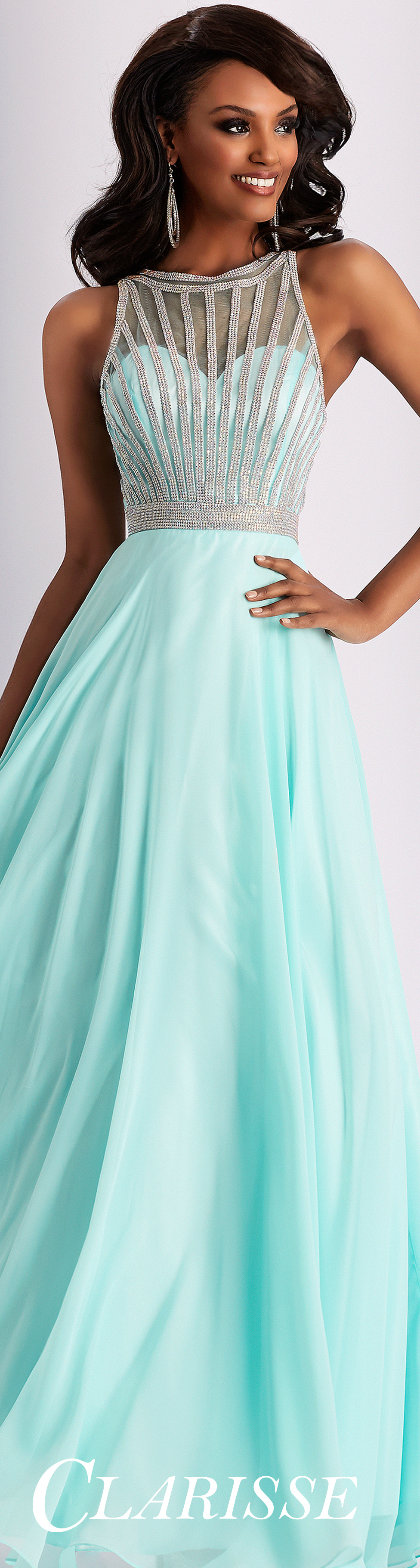 Top Selling Clarisse Prom Dress 3068! Stunning a-line prom dress ...
