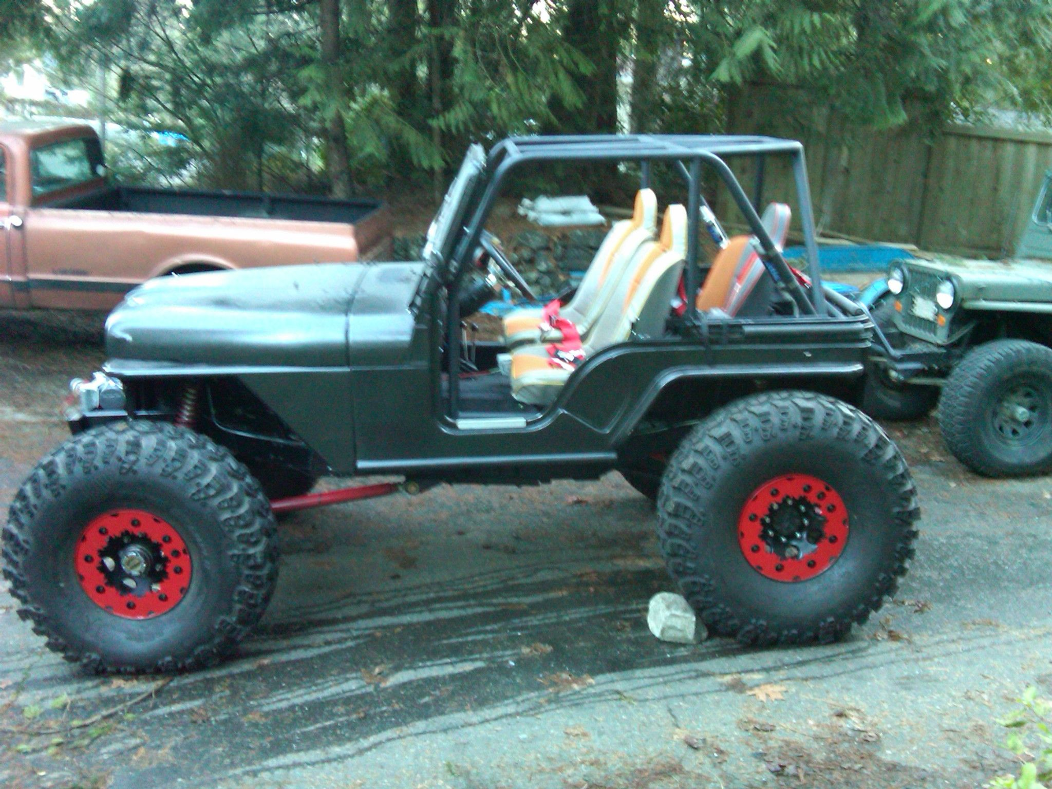1981 jeep cj5 100 wheelbase [ 2048 x 1536 Pixel ]