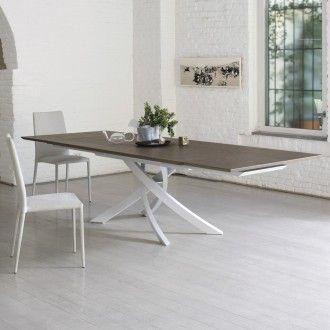 tavoli allungabili moderni - Cerca con Google | Stoły | Pinterest ...