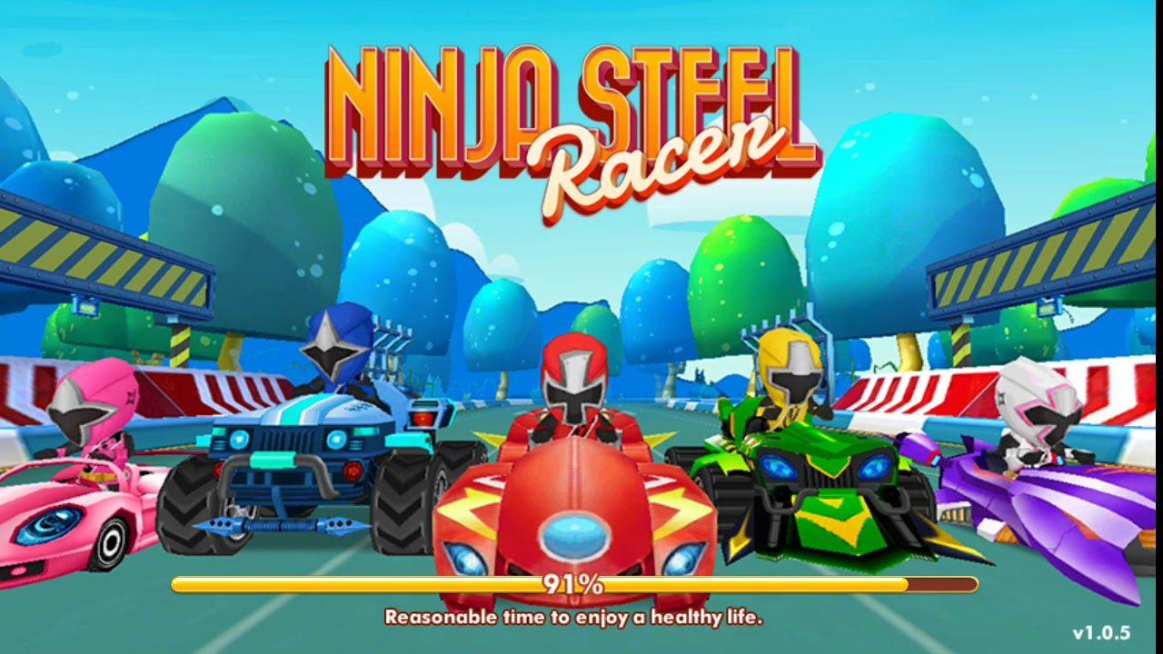 Power Racer Ninja Steel Race 7 8 Power Rangers Game Https