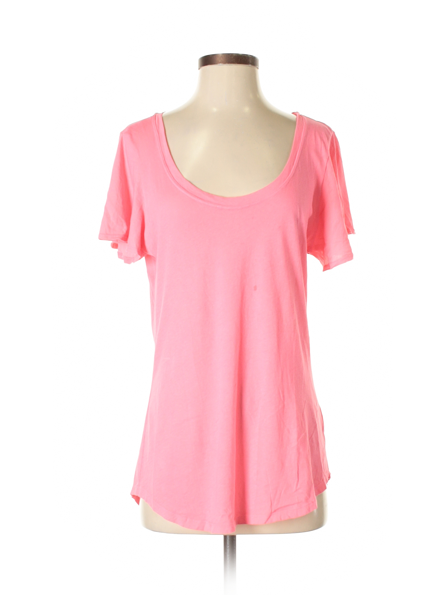 Gap Short Sleeve T Shirt Size 4 00 Pink Women s Tops $7 99