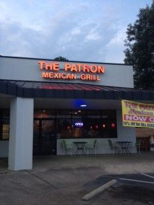 The Patron Mexican Restaurant In Durham