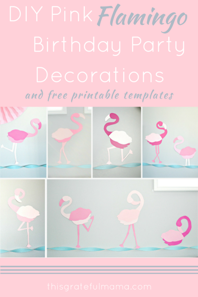 Diy Pink Flamingo Birthday Party Decorations Free Printable Templates This Grateful Mama Birthday Banner Free Printable Flamingo Birthday Party Pink Flamingo Birthday