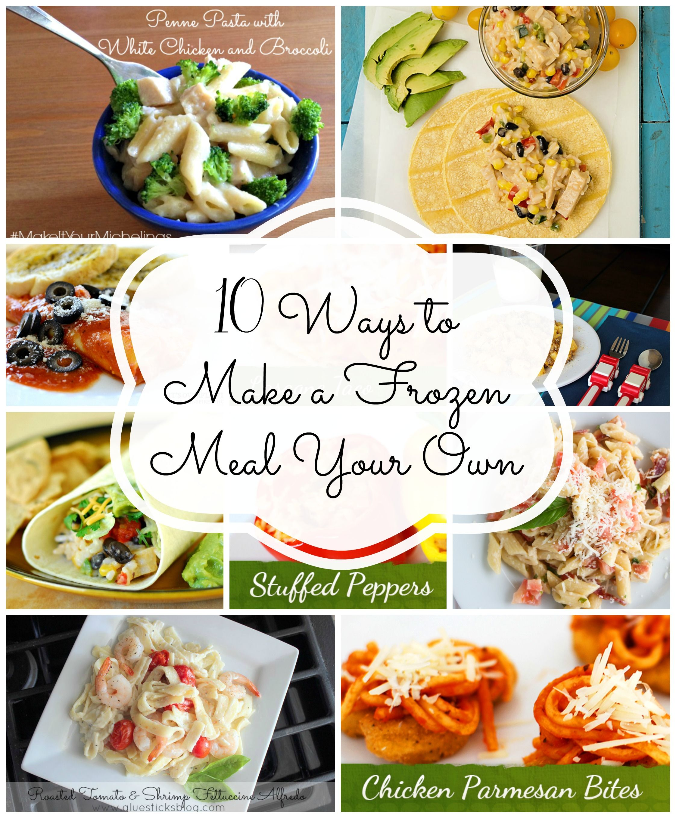 10 ways to spice up a frozen meal live from little us pinterest 10 ways to spice up a frozen meal forumfinder Choice Image