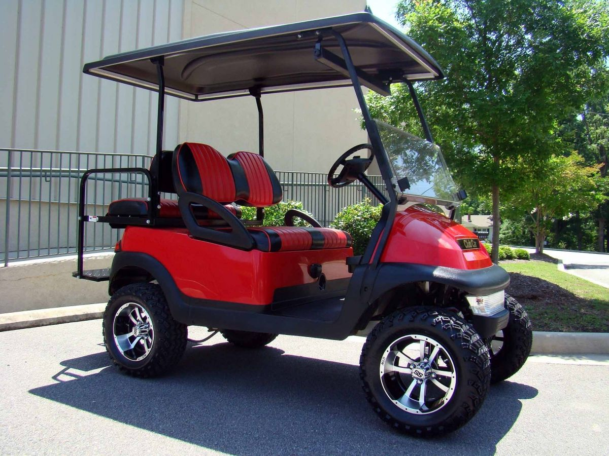 Custom Golf Cart 31 Cool Golf Carts Pinterest Golf