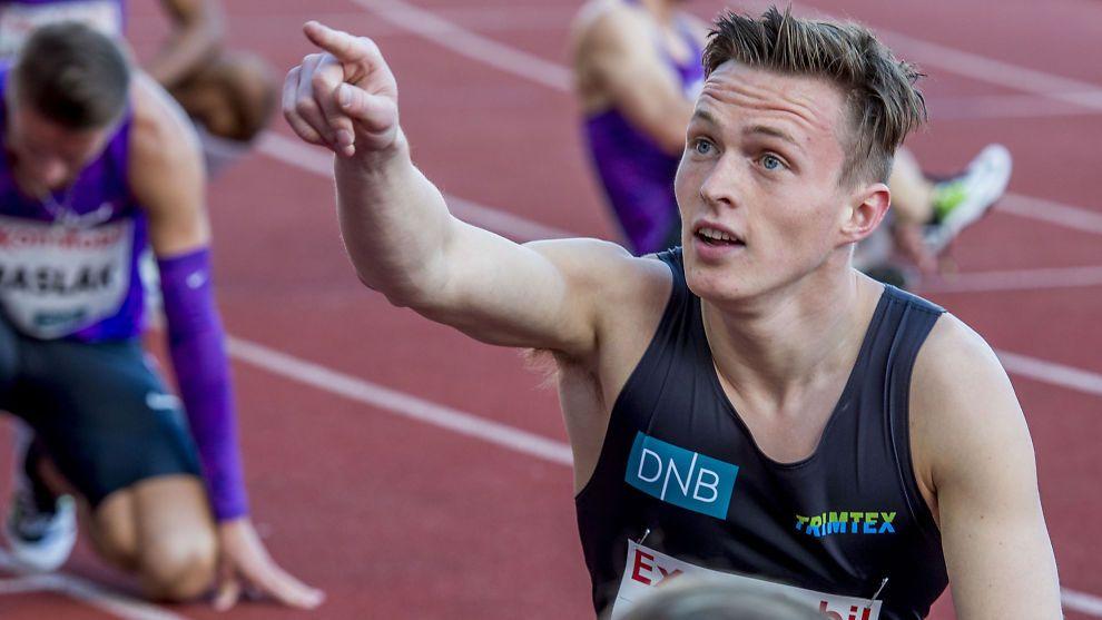 Karsten Warholm (Athletics)