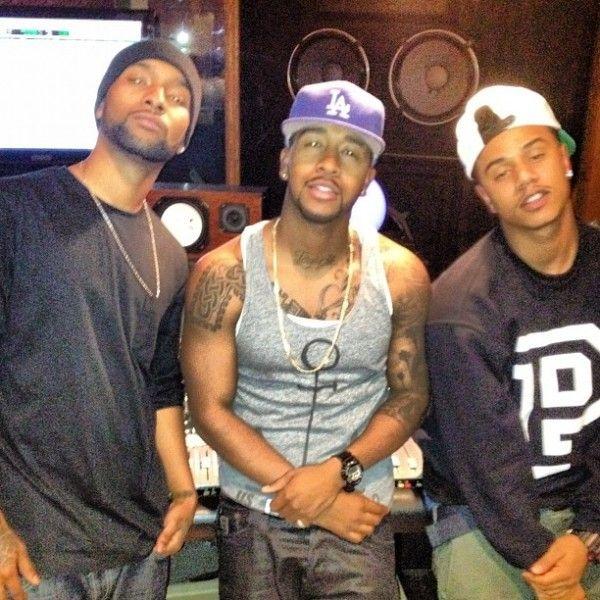 J Boog And Lil Fizz B2K Reunited? Omarion,...