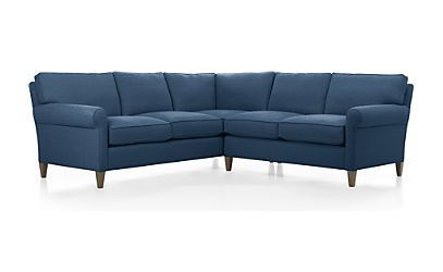Shop Montclair 2 Piece Sectional Sofa 2 Piece Sectional