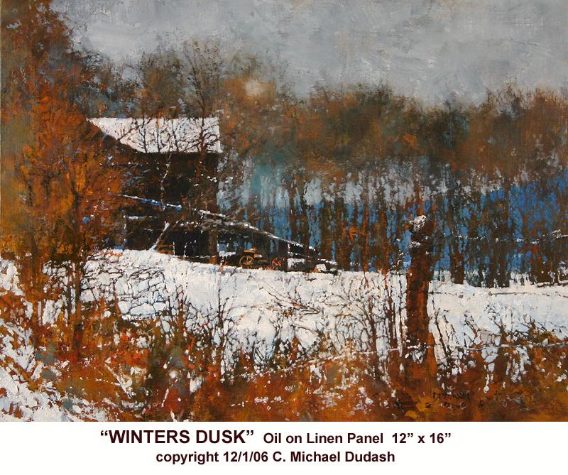 CMDudash - Available Paintings - Landscapes