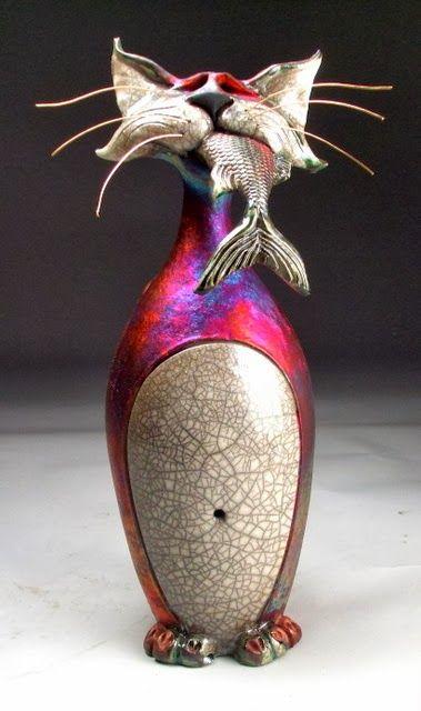 Cerâmicas Esculturais