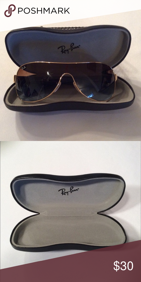 Ray Ban Glass Case That Is Brand New Stylish Nwot Sunglasses Case Stylish Glasses Accessories