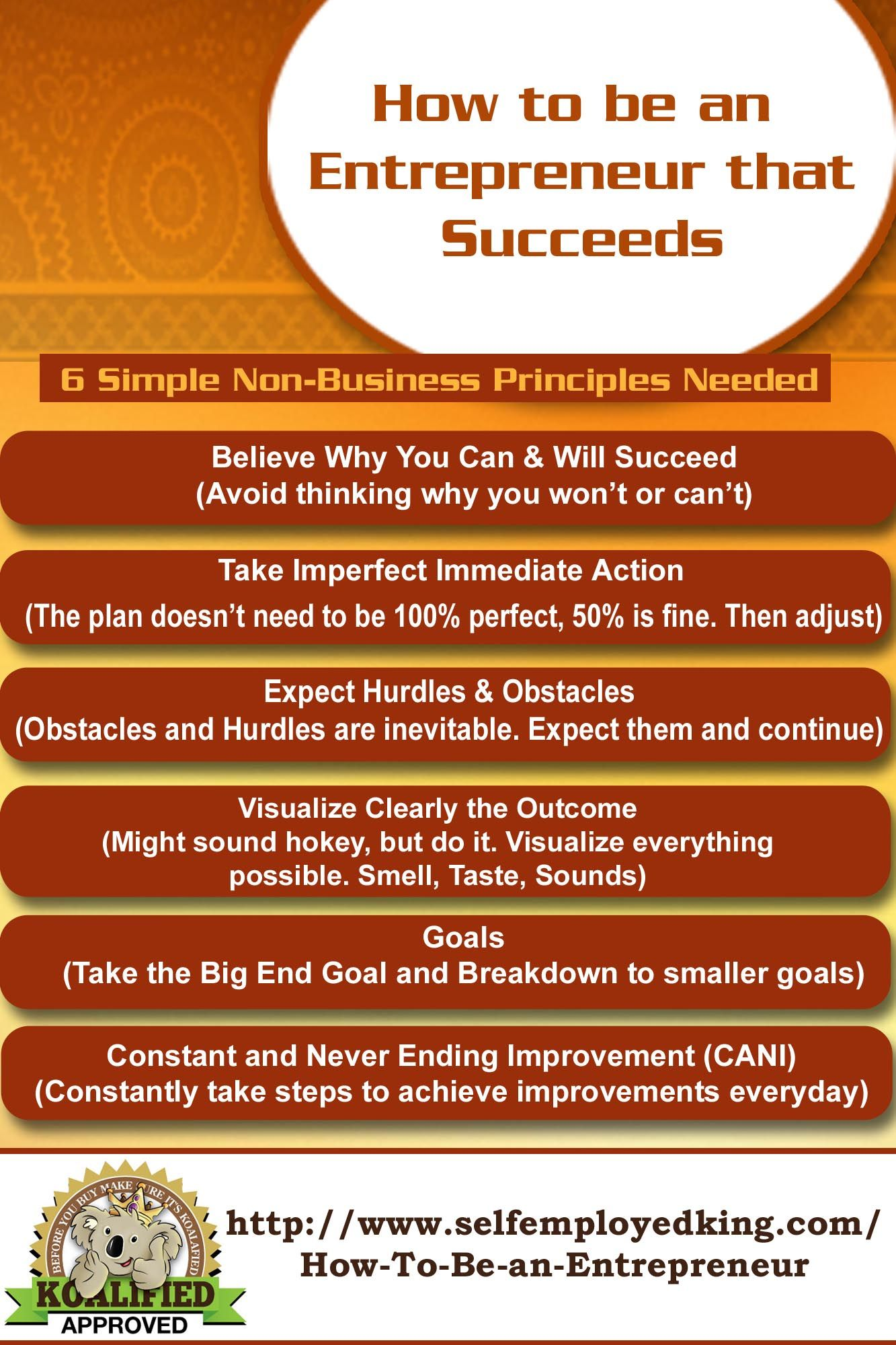 6 Simple Principles Needed For Constant Never Ending Success