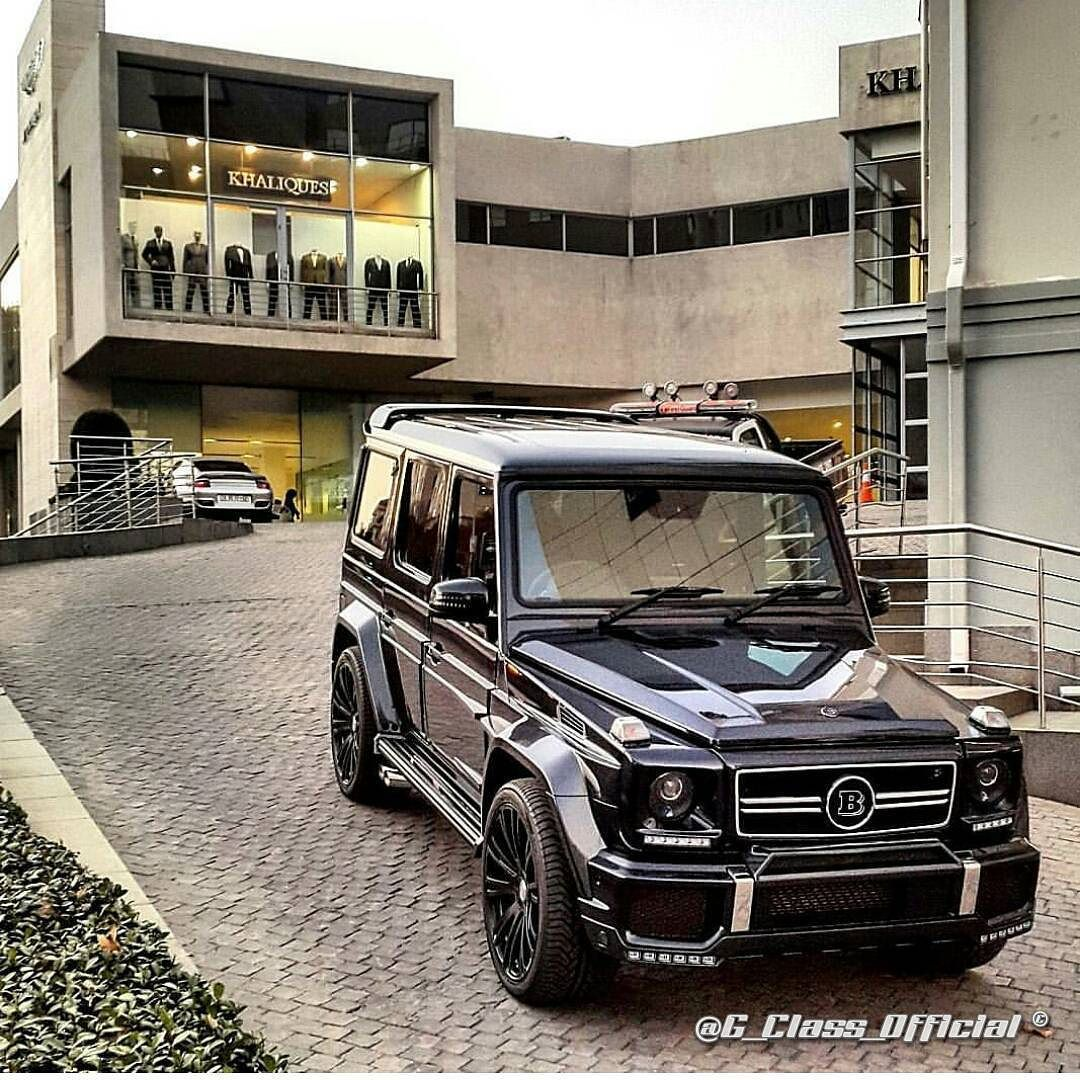 Mercedes Benz G Series: Brabus. #g_class_official #mercedes #amg #benz #g55 #g63