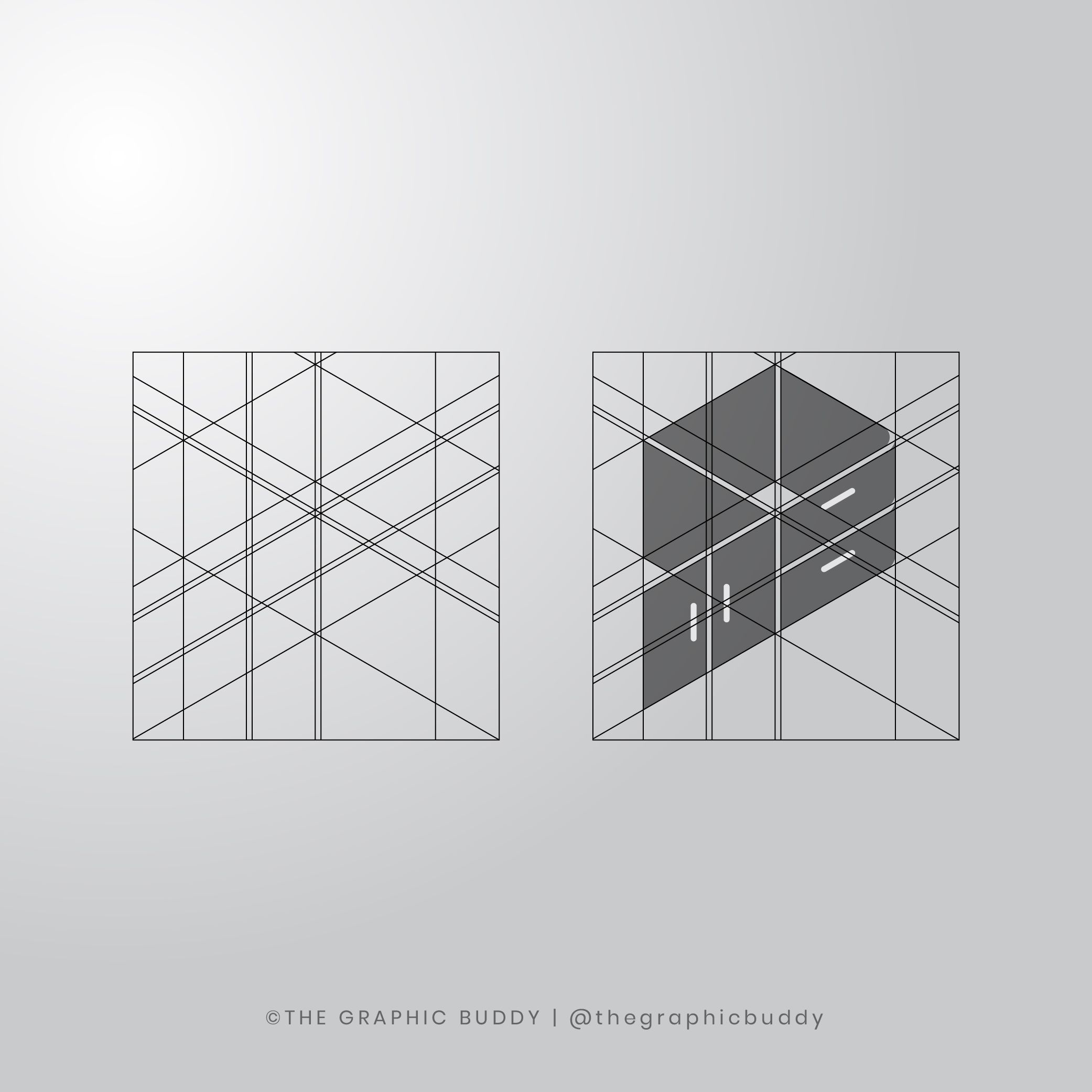 Isometric Logo Design for a Canada Based Kitchen