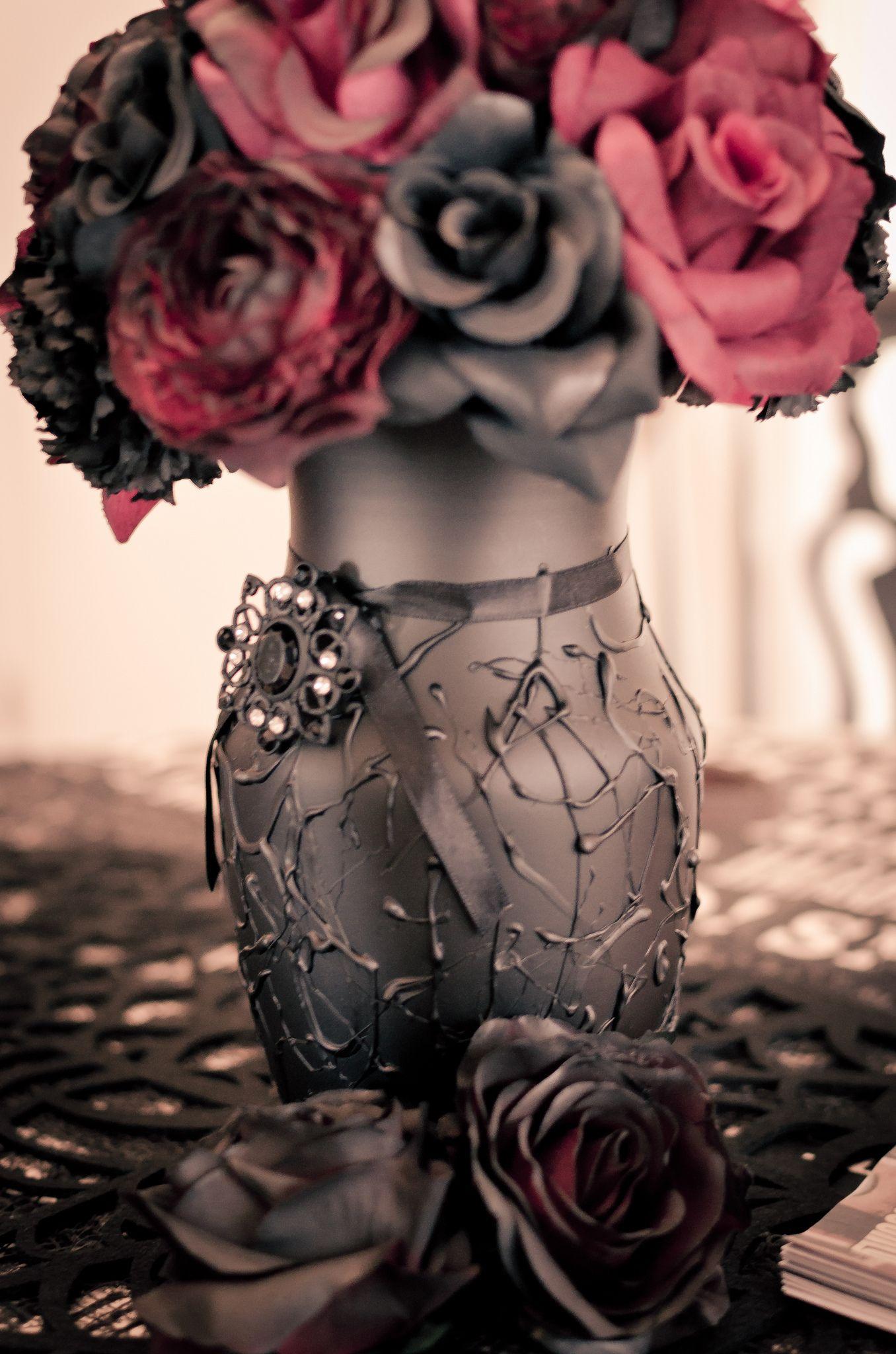 Diy halloween wedding decorations  Flickr  Halloween  Pinterest  Gothic wedding Wedding and Weddings