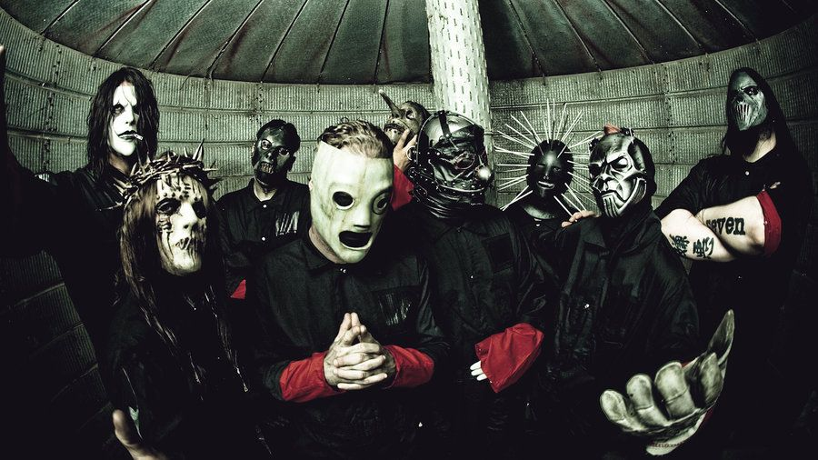 Slipknot All Hope is Gone 4K HD Wallpaper Slipknot