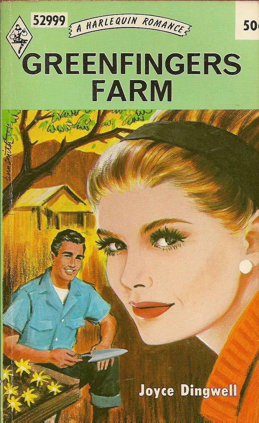Joyce Dingwell Romance book covers, Harlequin romance
